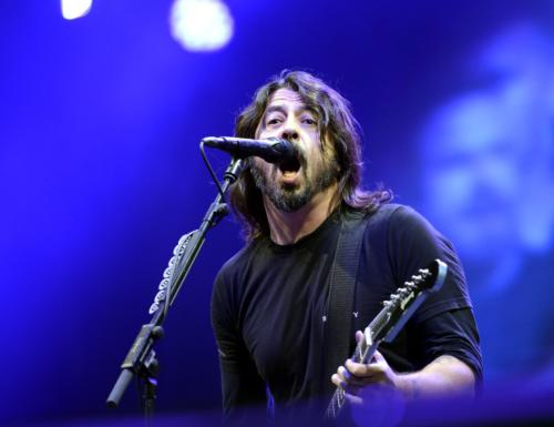 Foo Fighters auf dem Hurricane 2019 | Foto: Rudi Keuntje