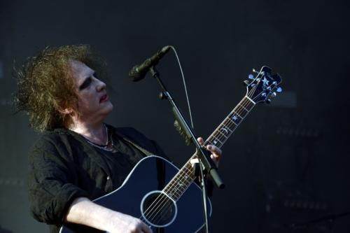 The Cure auf dem Hurricane 2019 | Foto: Rudi Keuntje