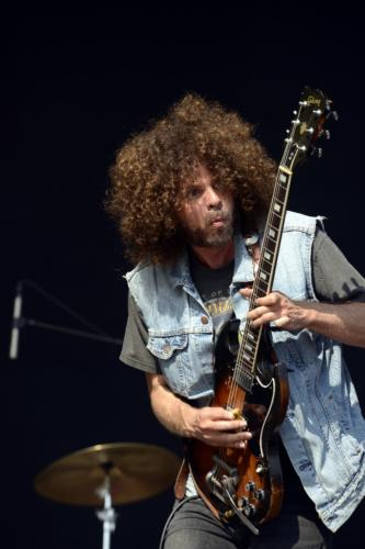 Wolfmother auf dem Hurricane 2019 | Foto: Rudi Keuntje